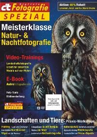 Cover c't Fotografie Spezial: Meisterklasse Edition 4