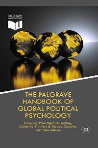 Cover The Palgrave Handbook of Global Political Psychology