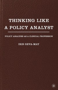 Cover Thinking Like a Policy Analyst
