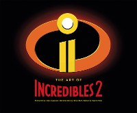 Cover The Art of Incredibles 2