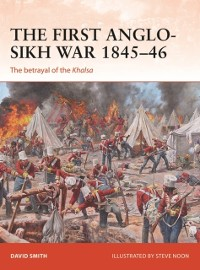 Cover First Anglo-Sikh War 1845 46