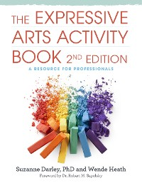 Cover The Expressive Arts Activity Book, 2nd edition
