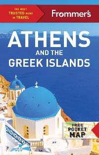 Cover Frommer's Athens and the Greek Islands