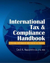 Cover International Tax & Compliance Handbook