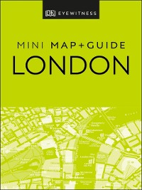 Cover DK Eyewitness London Mini Map and Guide