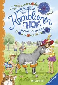 Cover Wir Kinder vom Kornblumenhof, Band 2: Zwei Esel im Schwimmbad