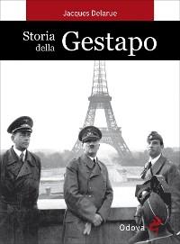 Cover Storia della Gestapo