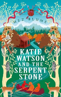 Cover Katie Watson and the Serpent Stone