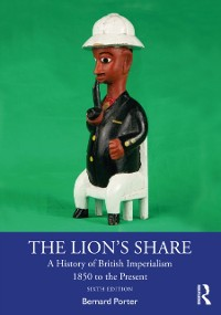 Cover Lion's Share