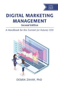 Cover Digital Marketing Management, Second Edition