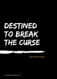 Cover Destined To Break The Curse Devotional