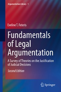 Cover Fundamentals of Legal Argumentation