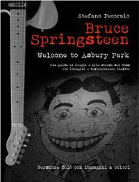 Cover Bruce Springsteen Welcome to Asbury Park