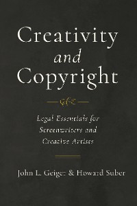 Cover Creativity and Copyright