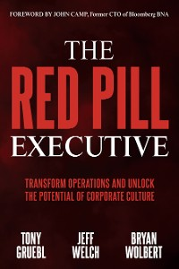 Cover The Red Pill Executive
