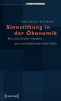 Cover Sinnstiftung in der Ökonomik