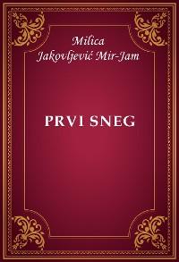 Cover Prvi sneg