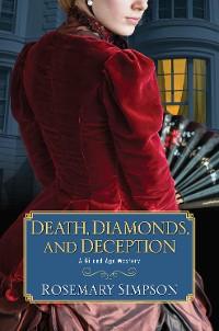 Cover Death, Diamonds, and Deception
