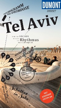 Cover DuMont direkt Reiseführer Tel Aviv