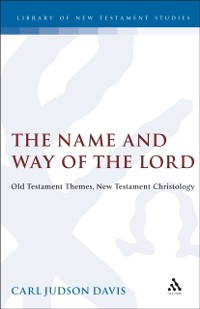 Cover Name and Way of the Lord