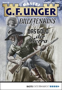 Cover G. F. Unger Billy Jenkins 38 - Western