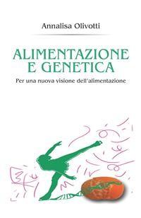 Cover Alimentazione e genetica