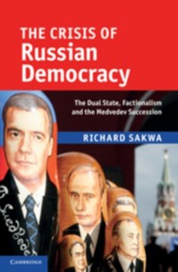 Cover Crisis of Russian Democracy