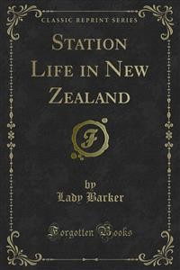 Cover Station Life in New Zealand