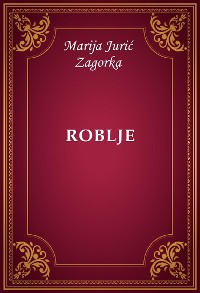 Cover Roblje