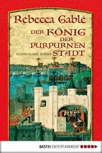 Cover Der König der purpurnen Stadt