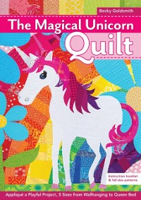 Cover Magical Unicorn Quilt