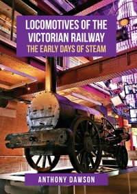 Cover Locomotives of the Victorian Railway
