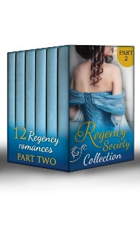 Cover Regency Society Collection Part 2 (Mills & Boon e-Book Collections)