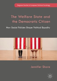 Cover The Welfare State and the Democratic Citizen