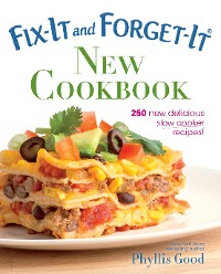 Cover Fix-It and Forget-It New Cookbook