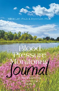 Cover Blood Pressure  Monitoring Journal
