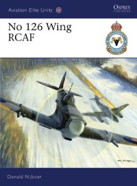 Cover No 126 Wing RCAF
