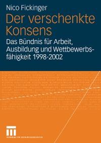 Cover Der verschenkte Konsens