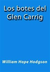 Cover Los botes del Glen Carrig