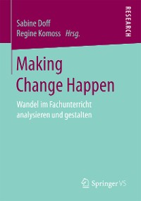 Cover Making Change Happen