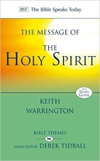 Cover The Message of the Holy Spirit