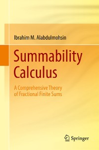 Cover Summability Calculus