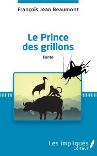 Cover Le prince des grillons