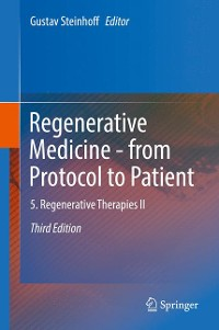 Cover Regenerative Medicine - from Protocol to Patient