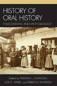 Cover History of Oral History