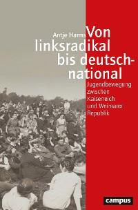 Cover Von linksradikal bis deutschnational
