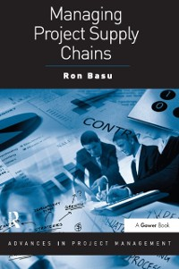 Cover Managing Project Supply Chains
