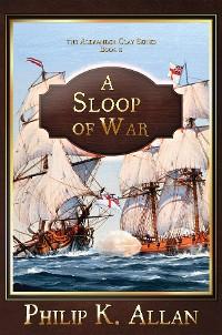 Cover A Sloop of War