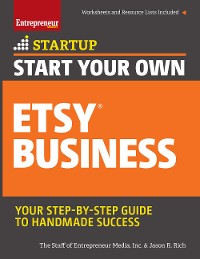 Cover Start Your Own Etsy Business