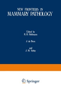 Cover New Frontiers in Mammary Pathology